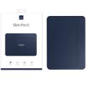 WIWU-SKINPRO2BLEU12P - Housse transport bleue Wiwu pour tablette et ordinateur 12 pouces