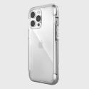 XD-RAPTICAIRIP13PRO - Coque iPhone 13 Pro Raptic-Air de Xdoria transparente avec aluminium