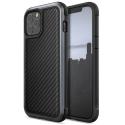 XD-RAPTICARBON12PMAX - Coque iPhone 12 Pro Max Raptic Luxe Carbone de Xdoria