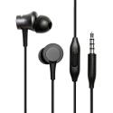 XIAOMI-PISTON-INEARNOIR - Ecouteurs Xiaomi intra-auriculaires PISTON In-Ear coloris noir