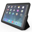ZAGG-RUGGCASEIPAD18 - Etui antichoc à rabat Zagg Rugged pour iPad 9.7