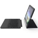 ZAGG-SLIMBOOKGO97 - Clavier Zagg SlimBook GO pour iPad 9.7 logement stylet