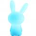 BTLSRABBIT - Enceinte bluetooth Lapin lumineuse multicolor 15W avec télécommande