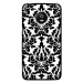 CPRN1MOTOG5BAROQUE2 - Coque rigide pour Motorola Moto G5 avec impression Motifs style baroque 2