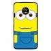 CPRN1MOTOG5MINYEUXSOURIRE - Coque rigide pour Motorola Moto G5 avec impression Motifs mignon personnage