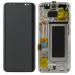 FACEAV-S8GRIS - Ecran complet origine Samsung Galaxy S8 coloris gris