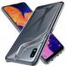GEL-A10TRANS - Coque souple Galaxy-A10 en gel flexible et enveloppant transparent