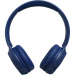 JBL-T500BTBLEU - Casque JBL Tune T500BT Bluetooth bleu super basses