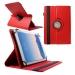 ROTADJUST210ROUGE - Etui universel et ajustable pour tablette de 9 a 10 pouces rouge
