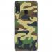 TPU0A20EMILITAIREVERT - Coque souple pour Samsung Galaxy A20e avec impression Motifs Camouflage militaire vert