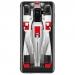 TPU0A8PLUS18FORMULE1 - Coque souple pour Samsung Galaxy A8-Plus 2018 avec impression Motifs Formule 1