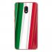 TPU0LENNY5DRAPITALIE - Coque souple pour Wiko Lenny 5 avec impression Motifs drapeau de l'Italie