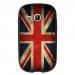 TPU1S6790FAMEDRAPUKVINTAGE - Coque souple pour Samsung Galaxy Fame Lite S6790 avec impression Motifs drapeau UK vintage