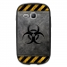 TPU1S6790FAMERADIOACTIF - Coque souple pour Samsung Galaxy Fame Lite S6790 avec impression Motifs radioactif