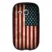 TPU1YOUNG2DRAPUSAVINTAGE - Coque souple pour Samsung Galaxy Young 2 SM-G130 avec impression Motifs drapeau USA vintage