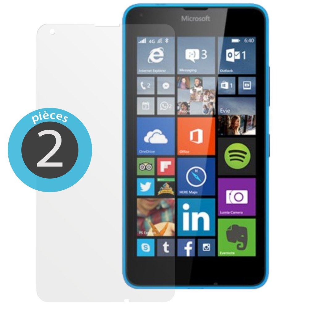 Pack de 2 films protecteurs cran pour microsoft lumia 640 for Photo ecran lumia 640