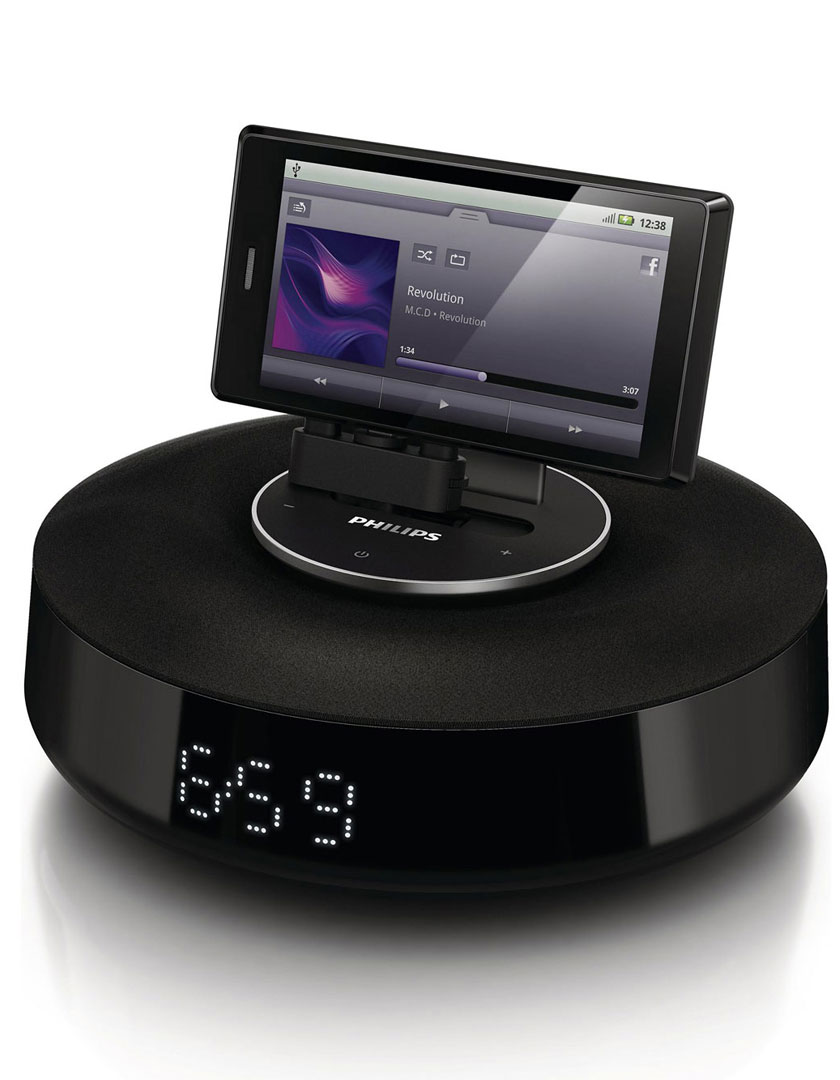 station accueil enceinte philips as111 android. Black Bedroom Furniture Sets. Home Design Ideas