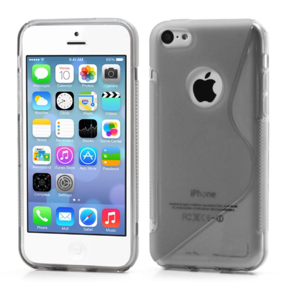 Housse coque s line fum apple iphone 5c kabiloo for Housse iphone 5c