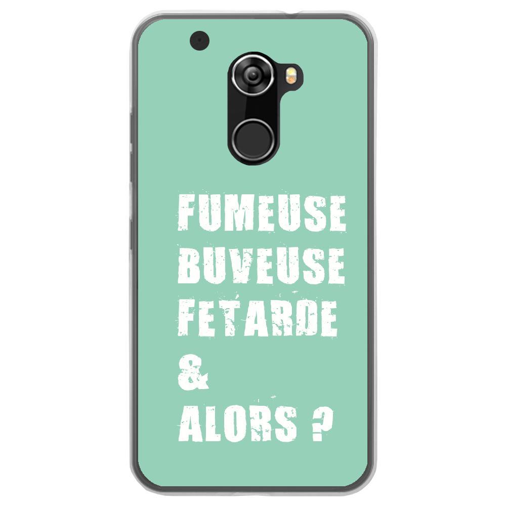 Coque-souple-transparente-pour-Altice-S60-Collection-Fumeuse